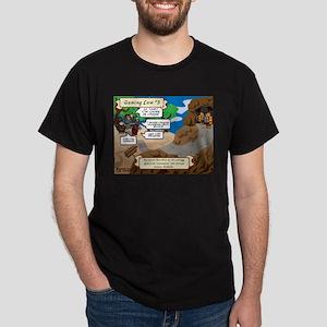 Gaming Law #3 Comic Dark T-Shirt