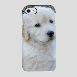 Golden Retriever Puppy Itouch2 iPhone 7 Tough Case