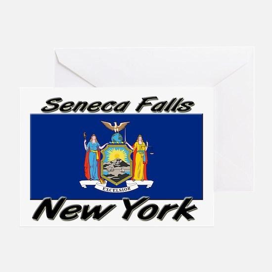 Seneca Falls New York Greeting Card