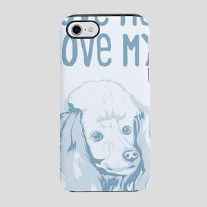 PoodleI.png iPhone 7 Tough Case
