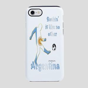 Rockinit_Arg_Bottle iPhone 7 Tough Case