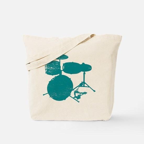 Drumset Tote Bag