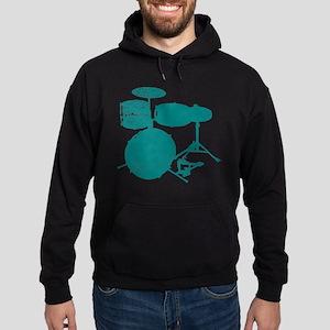 Drumset Hoodie (dark)