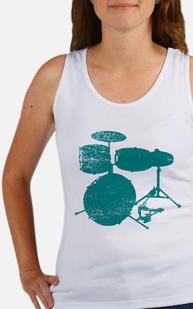 Drumset Women's Tank Top