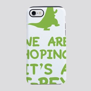 We Are Hoping It's A T-Rex iPhone 7 Tough Case