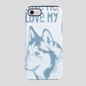 Siberian HuskyI iPhone 7 Tough Case
