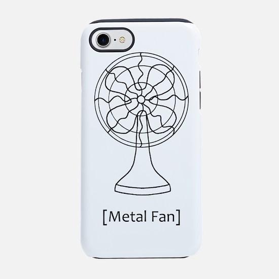 MetalFan1.png iPhone 7 Tough Case