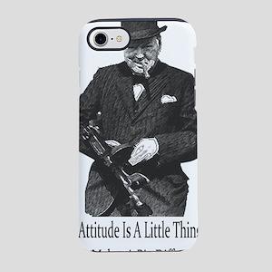 2-Churchill - Attitude - FINAL iPhone 7 Tough Case