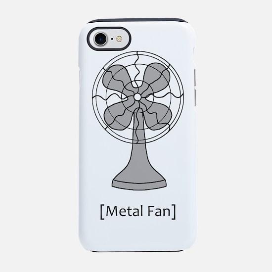 MetalFan2.png iPhone 7 Tough Case