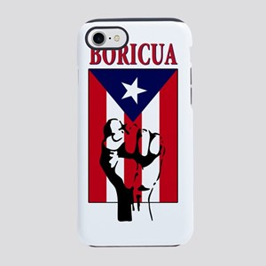 Boricua iPhone 7 Tough Case
