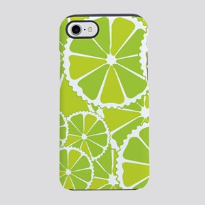 Lime slices iPhone 7 Tough Case