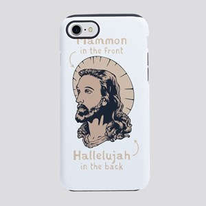 jesus-mullet-714-DKT iPhone 7 Tough Case