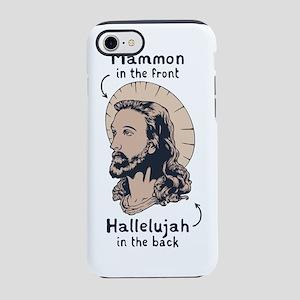 jesus-mullet-714-LTT iPhone 7 Tough Case