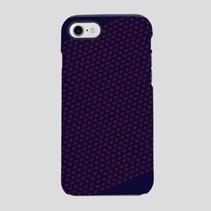 Flight Collection - Small, Red iPhone 7 Tough Case