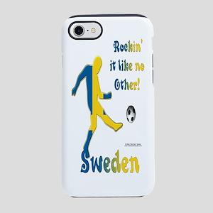 Rockinit_Sweden_Bottle iPhone 7 Tough Case