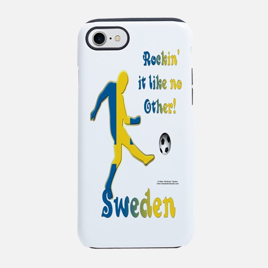 Rockinit_Sweden_Bottle.png iPhone 7 Tough Case