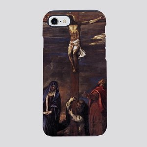Crucifixion iPhone 7 Tough Case