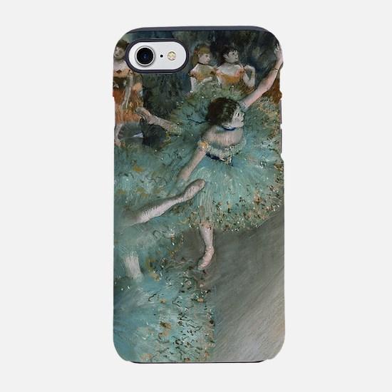 degas ballet art iPhone 7 Tough Case