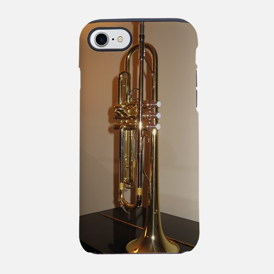 trumpet III iPhone 7 Tough Case