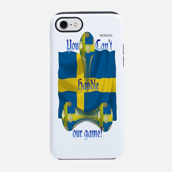 Bottle_GameOnSweden.png iPhone 7 Tough Case
