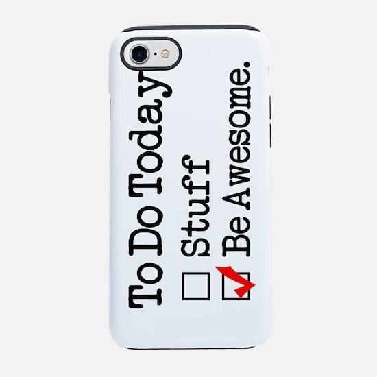 ToDo-rotate.psd iPhone 7 Tough Case
