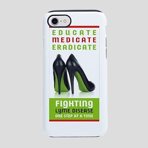lyme_logo_by_clareaustin iPhone 7 Tough Case