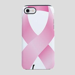 I love breasts big trim iPhone 7 Tough Case