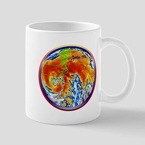 Hurricane Bertha Mug