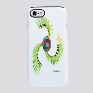 NatlTeam_BrazilBottle iPhone 7 Tough Case