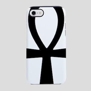 Egyptian Ankh Transparent iPhone 7 Tough Case