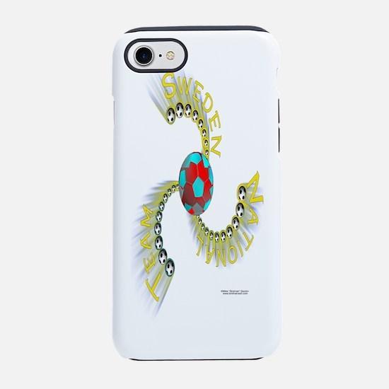 NatlTeam_SwedenBottle.png iPhone 7 Tough Case