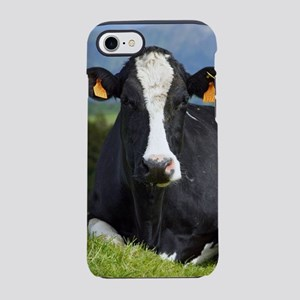 Holstein cow iPhone 7 Tough Case
