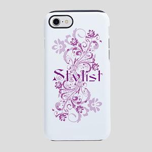 stylist-swrils iPhone 7 Tough Case