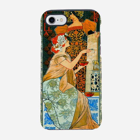 ART NOUVEAU iPhone 7 Tough Case