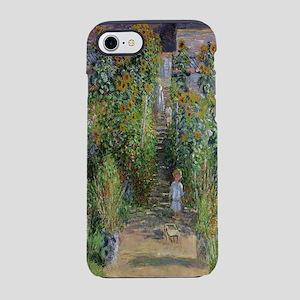 Claude Monet's Monet's Garden  iPhone 7 Tough Case