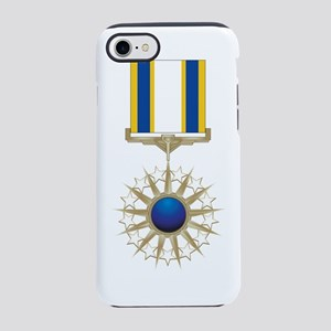 USAF Distinguished Service Med iPhone 7 Tough Case