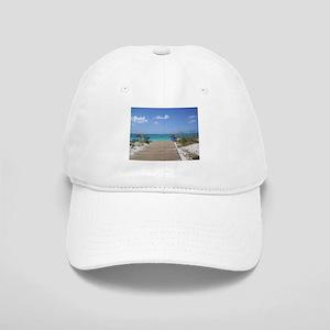 Caribbean boardwalk Cap