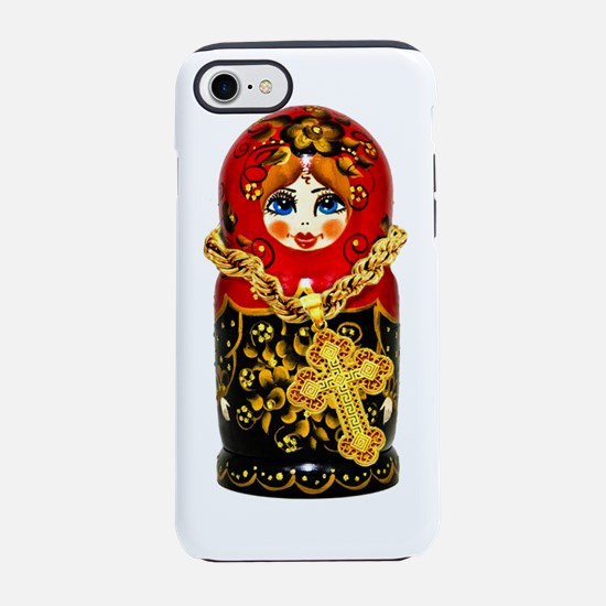 Russian Nesting doll.png iPhone 7 Tough Case