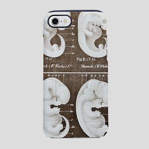 Embryonic development, histori iPhone 7 Tough Case