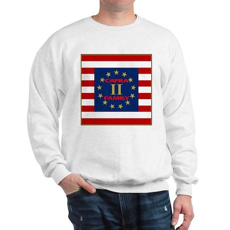 CAPRA Gold Star Sweatshirt