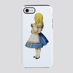 NEW_ALICE_JUST_ALICE copy iPhone 7 Tough Case