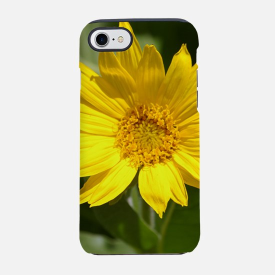 Yellow_Flower_itouch.png iPhone 7 Tough Case
