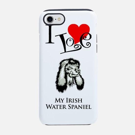 Irish Water SpanielK.png iPhone 7 Tough Case