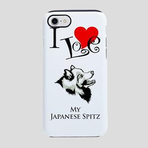 Japanese SpitzK iPhone 7 Tough Case