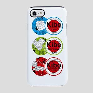 Kibo 3 Patches iPhone 7 Tough Case