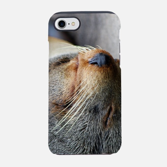 South Amer Fur Seal iPhone 7 Tough Case