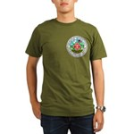 Medical Marijuana Organic Men's T-Shirt (dark)