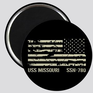 USS Missouri Magnet
