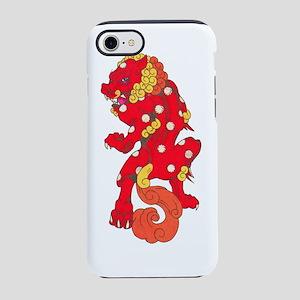 Foo Dog 2 iPhone 7 Tough Case
