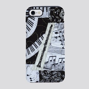 0562-itouch4-clarinet iPhone 7 Tough Case